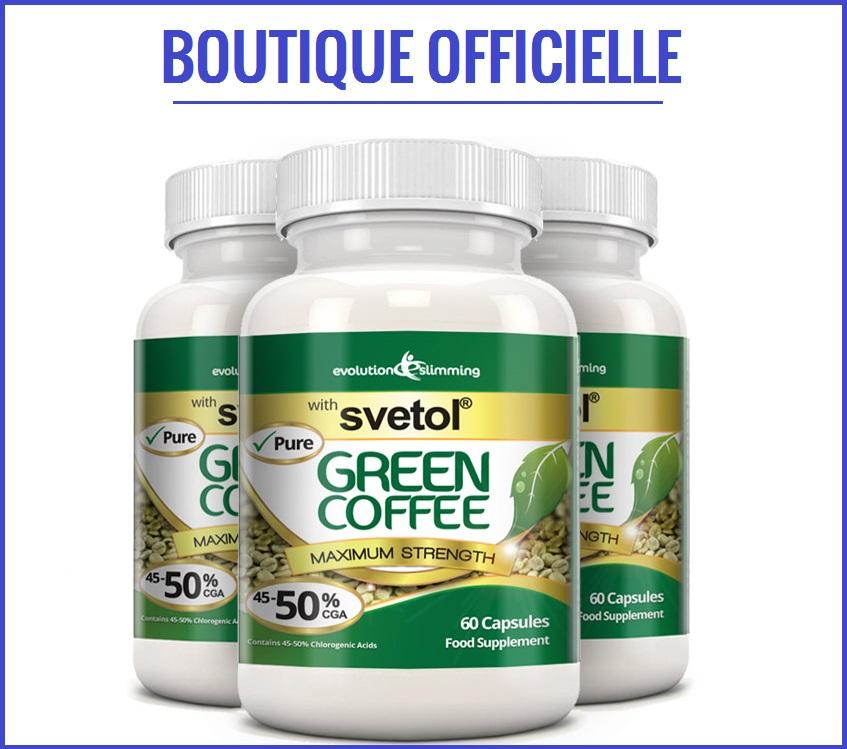 acheter Pure Svetol Green Coffee Bean