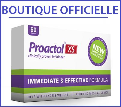 boutique officielle proactol xs