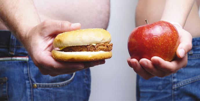 régime mauvais pour la santé