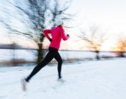 faire du sport froid