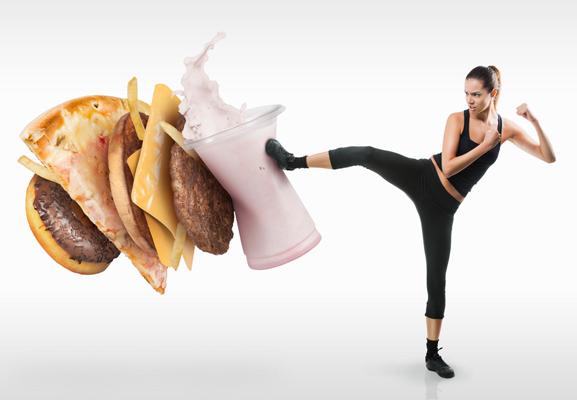combattre le gras