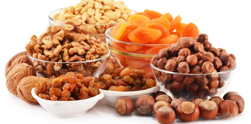 fruits secs importants pour la santé
