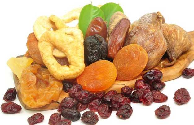 santé fruits secs