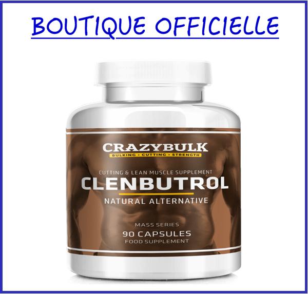 CLENBUTROL ACHETER