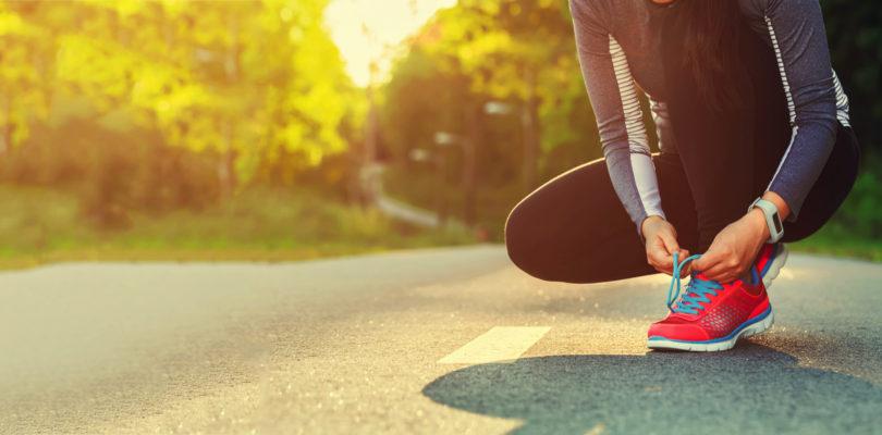 bienfaits course à pied